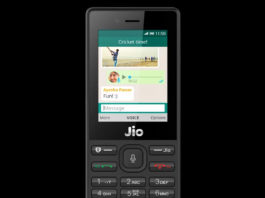 whatsapp on jiophone and jiophone 2