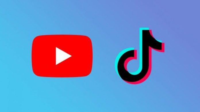 youtube tiktok