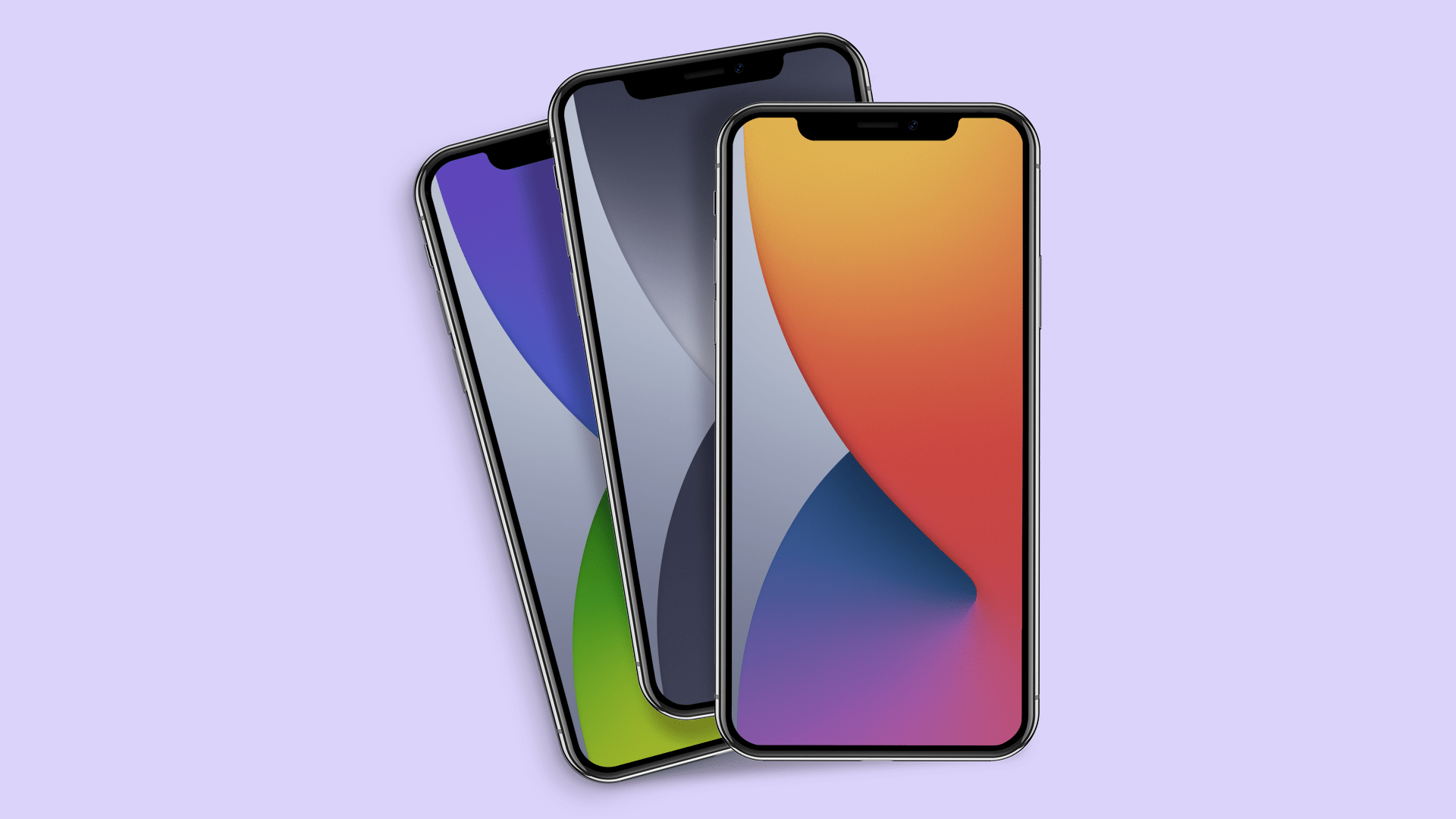 Download The New Ios 14 Wallpapers Here